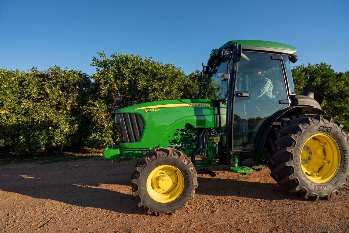 TR 1 kategorija traktorius